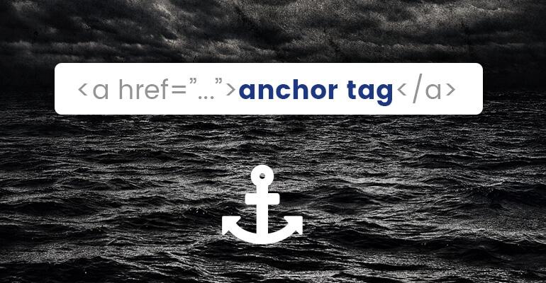 Typen anchor tags die je moet vermijden
