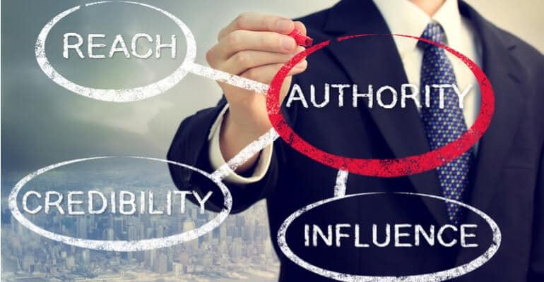 Backlinks vanaf websites met een hoge autoriteit hebben meer waarde voor je site