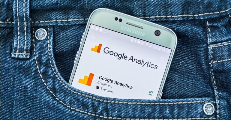 Google Analytics voor WordPress: ook op je mobiele telefoon