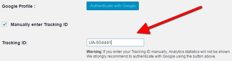 google authenticate