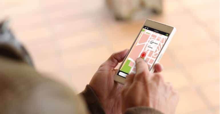 Google Maps geeft een foutmelding, wat is er aan de hand?