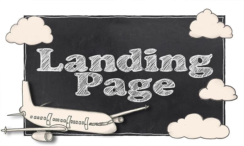 landing page verbeteren