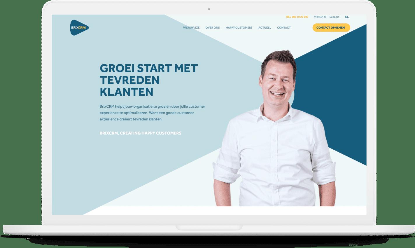 Website BrixCRM