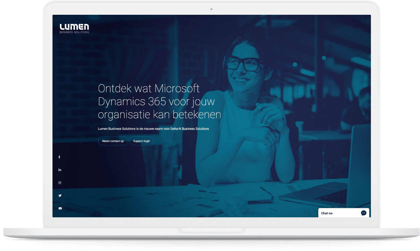 Website Lumen Business Solutions