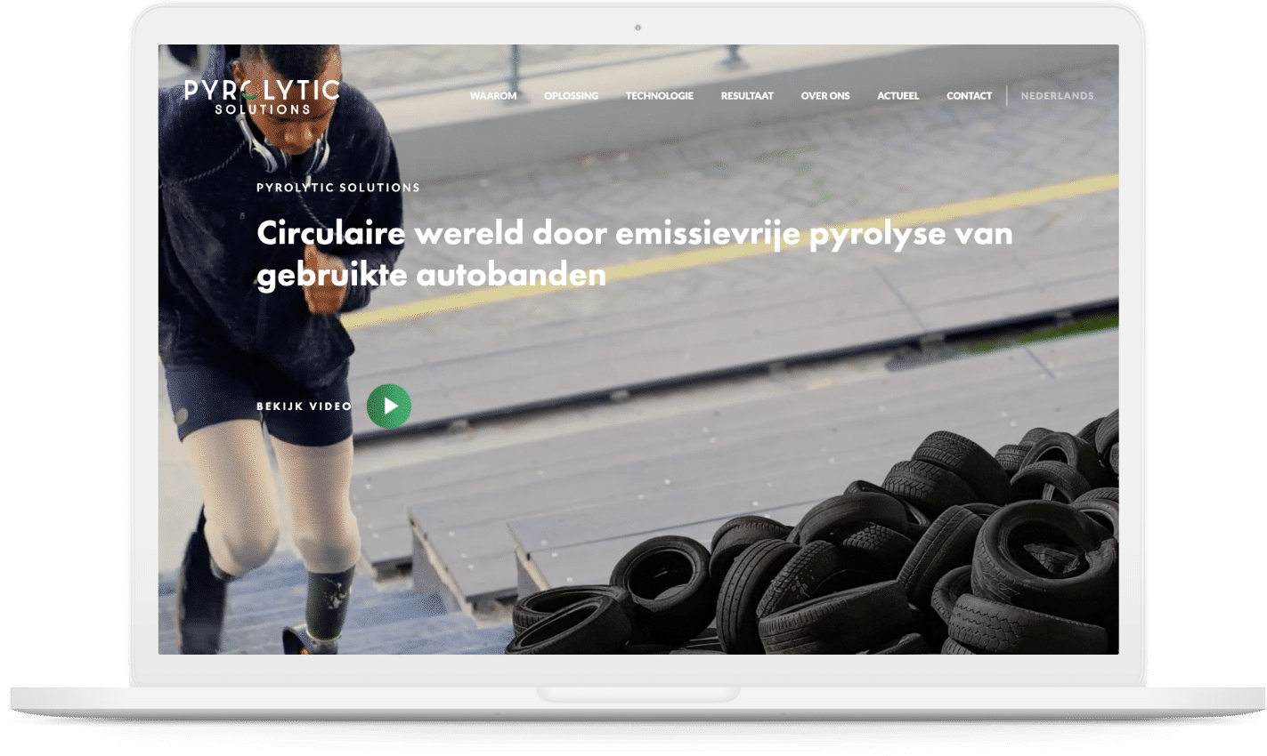 Website Pyrolytics Solutions