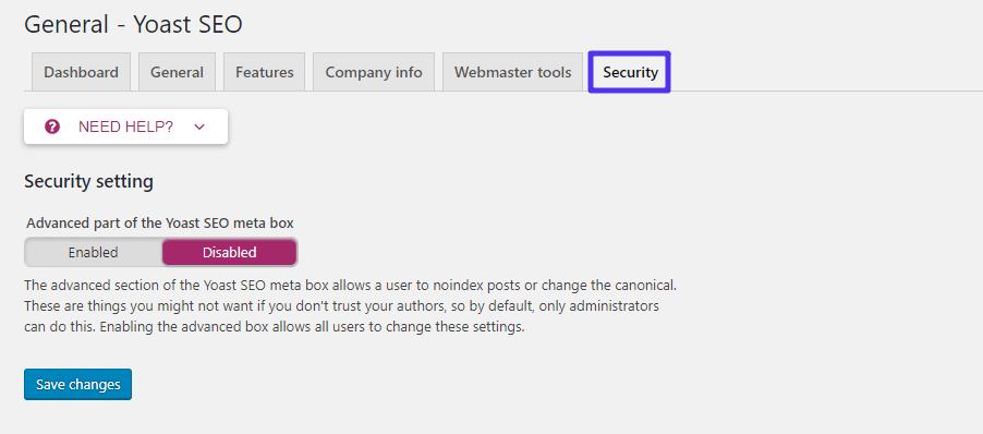 Yoast SEO plugin voor WordPress