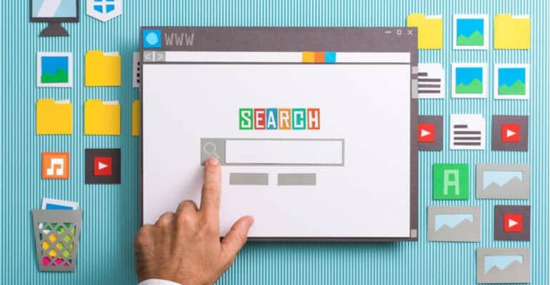 zoekresultaten gebruikersintentie