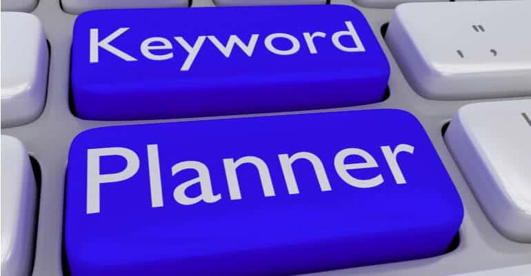 zoekwoordplanner